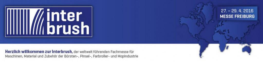 Interbrush 2016 Logo