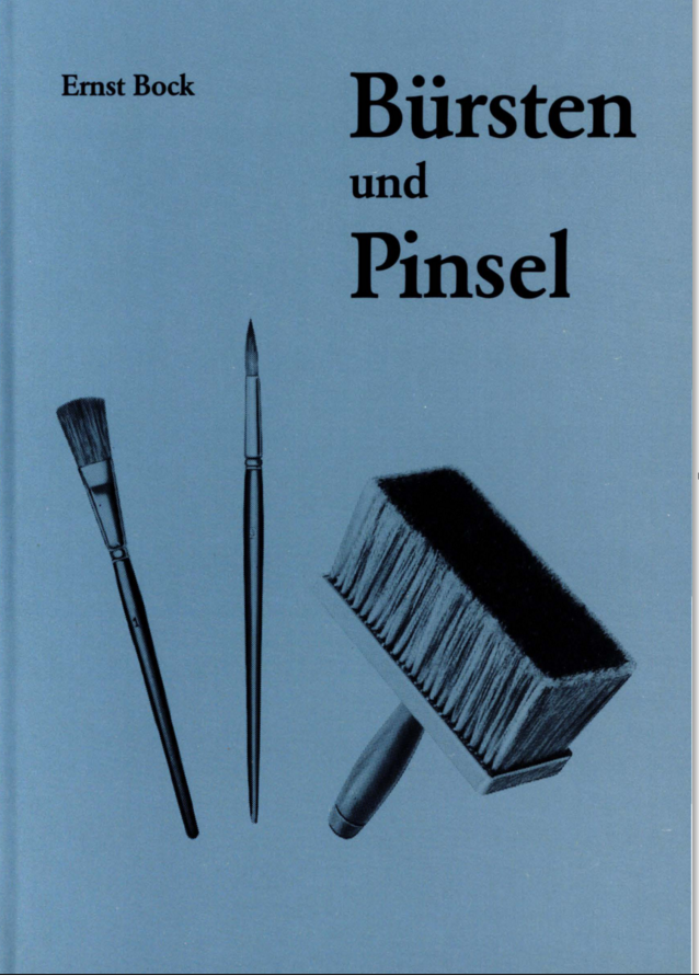 Bürsten und Pinselbuch kaufen